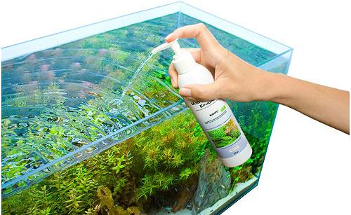 Уход за аквариумом для рыбок